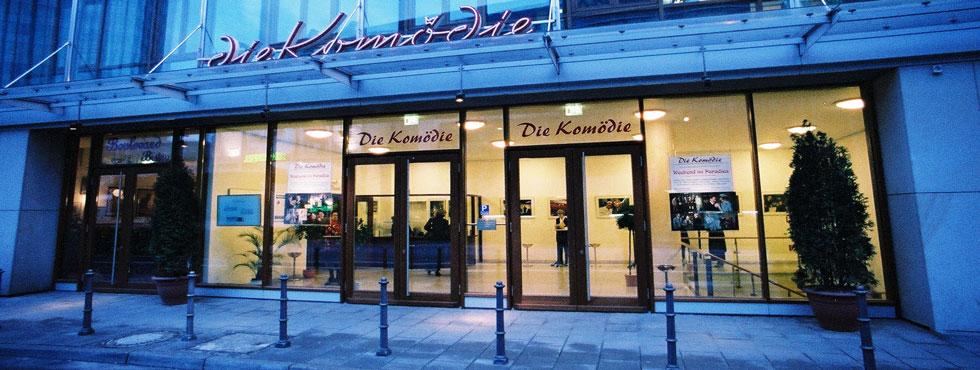 Die Komödie Frankfurt